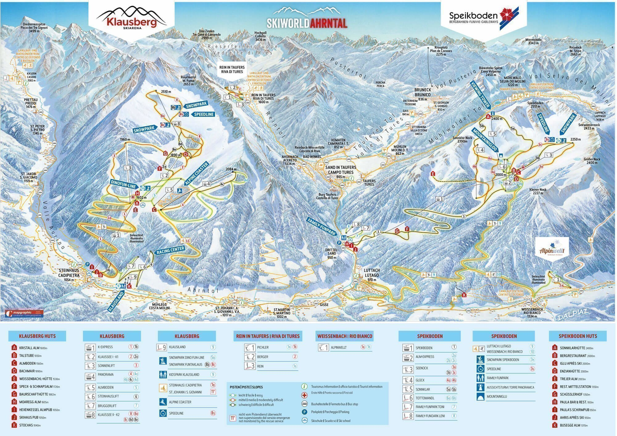 Vacanze invernali in Val Pusteria